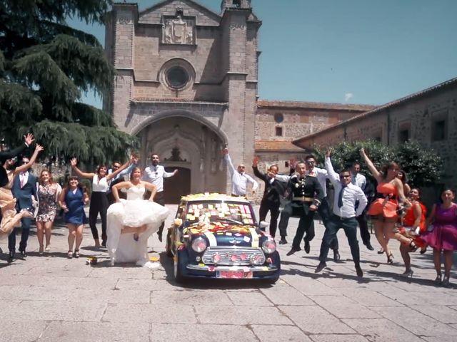 La boda de Ruben y Susana en Ávila, Ávila 16