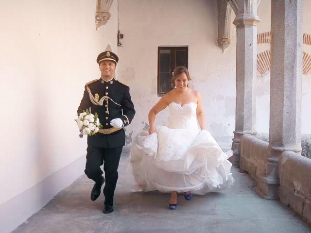 La boda de Ruben y Susana en Ávila, Ávila 17