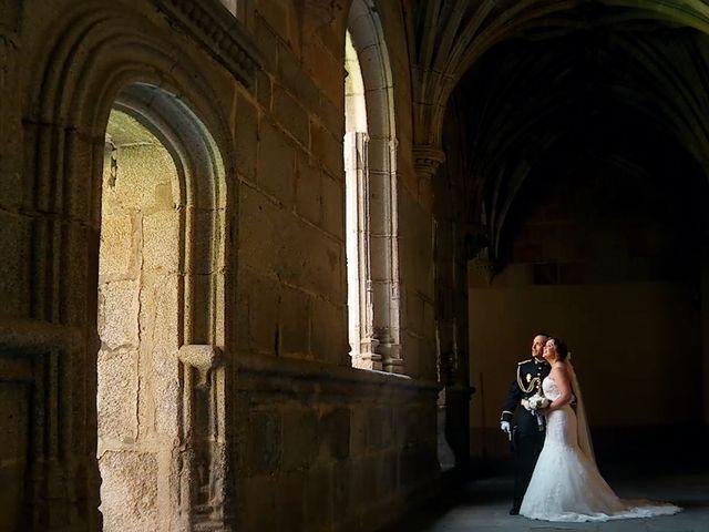 La boda de Ruben y Susana en Ávila, Ávila 22