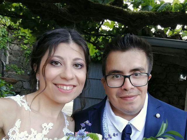 La boda de Rodrigo y Ani en Cobres (Santo Adran), Pontevedra 4