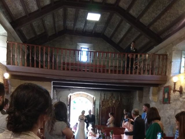 La boda de Rodrigo y Ani en Cobres (Santo Adran), Pontevedra 7