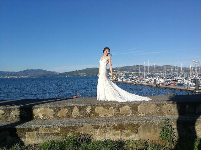 La boda de Rodrigo y Ani en Cobres (Santo Adran), Pontevedra 8
