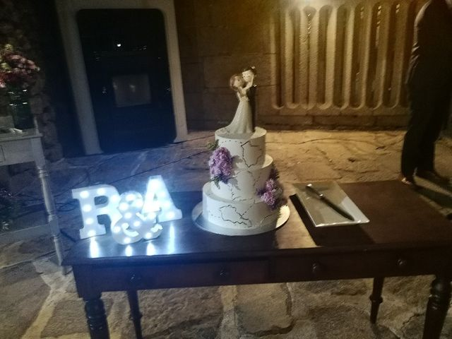 La boda de Rodrigo y Ani en Cobres (Santo Adran), Pontevedra 9