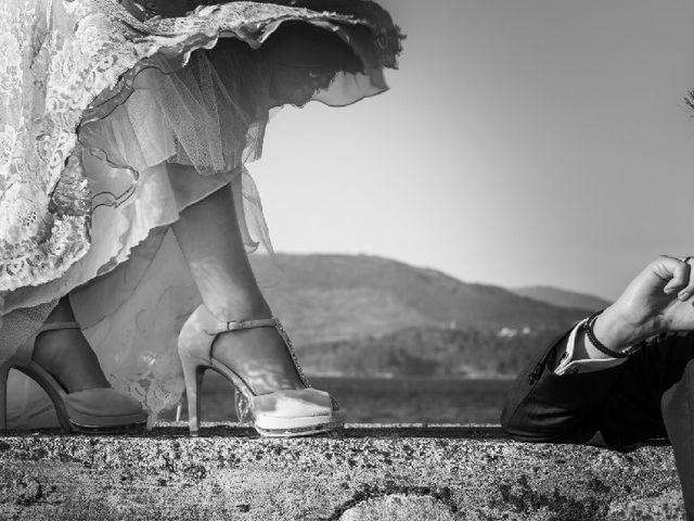 La boda de Rodrigo y Ani en Cobres (Santo Adran), Pontevedra 14
