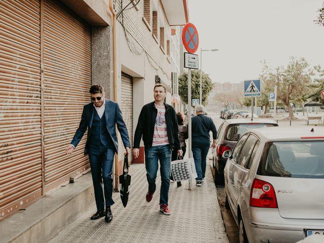 La boda de David y Annabel en Barcelona, Barcelona 2