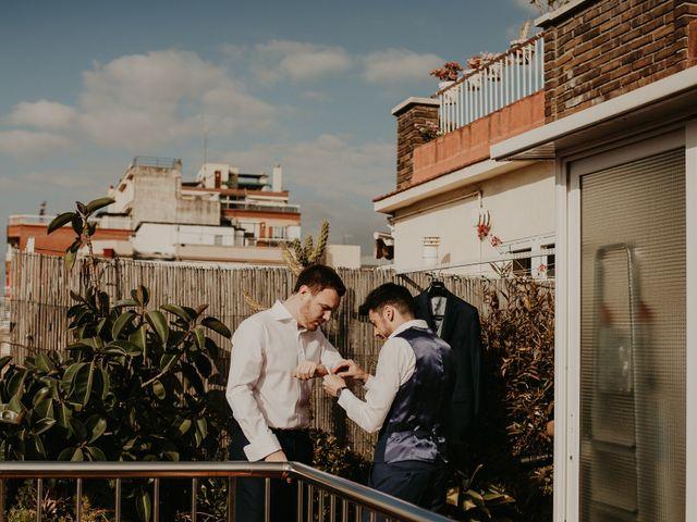 La boda de David y Annabel en Barcelona, Barcelona 7