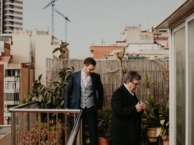 La boda de David y Annabel en Barcelona, Barcelona 9