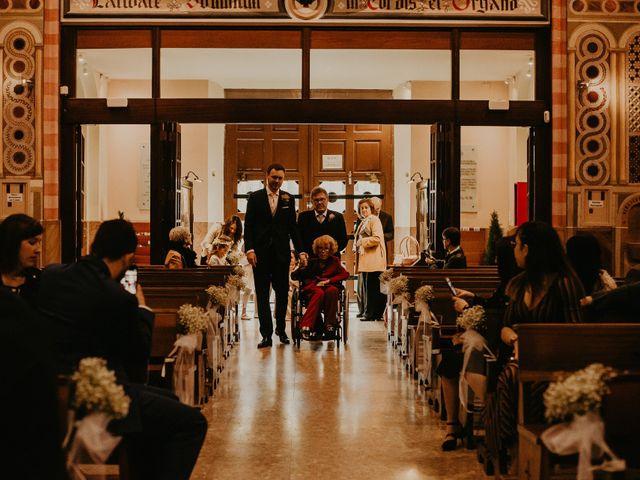 La boda de David y Annabel en Barcelona, Barcelona 22