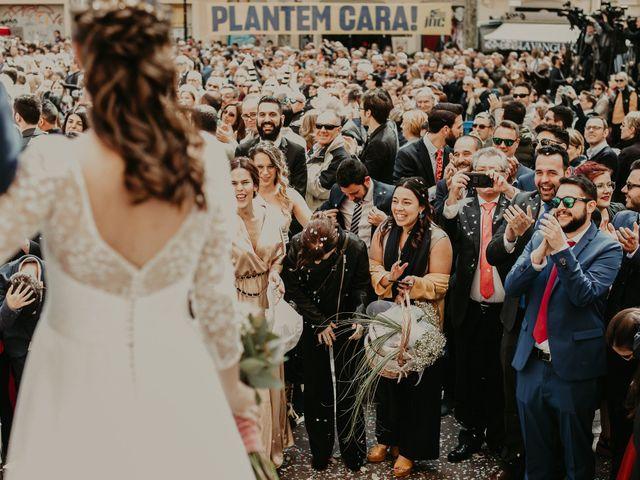 La boda de David y Annabel en Barcelona, Barcelona 28