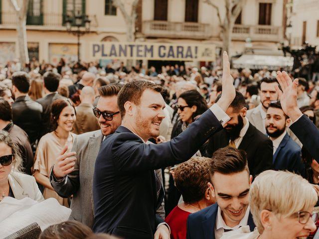 La boda de David y Annabel en Barcelona, Barcelona 32