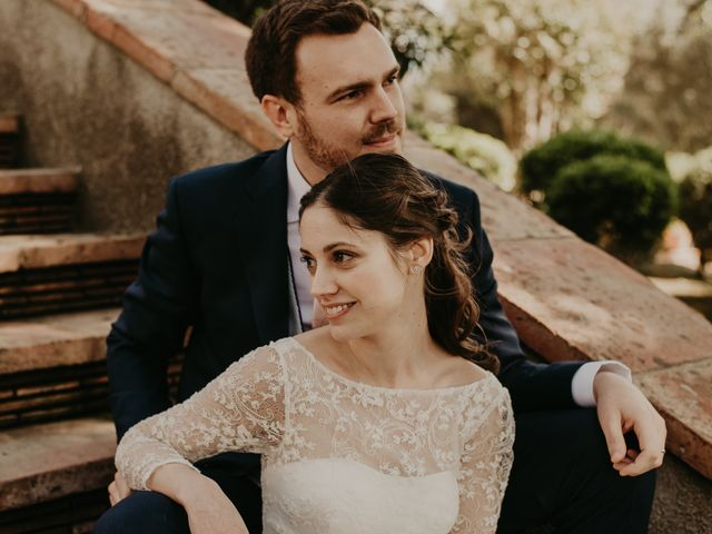 La boda de David y Annabel en Barcelona, Barcelona 35