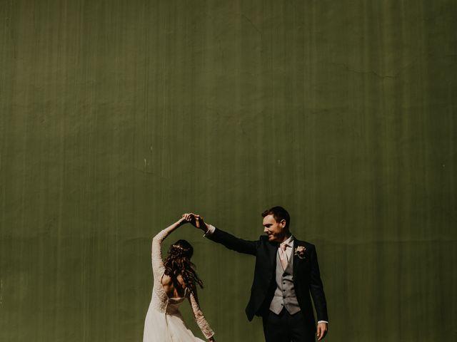 La boda de David y Annabel en Barcelona, Barcelona 38