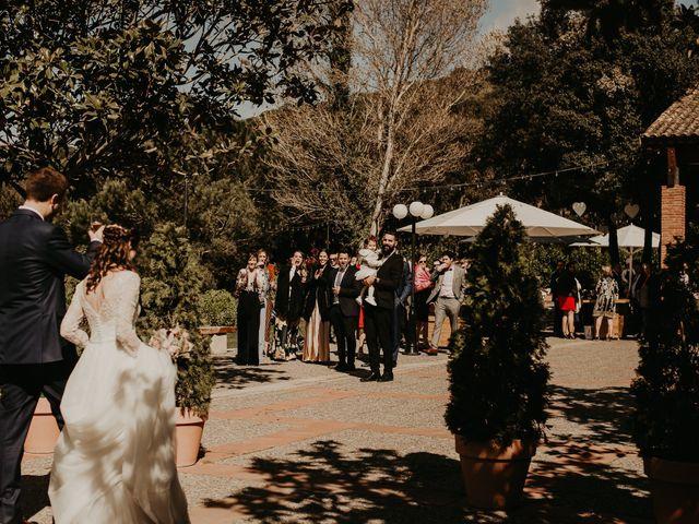 La boda de David y Annabel en Barcelona, Barcelona 40