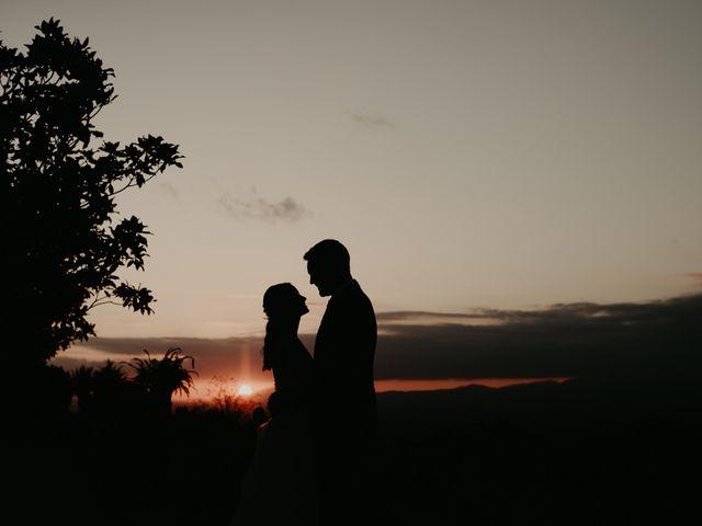 La boda de Annabel y David