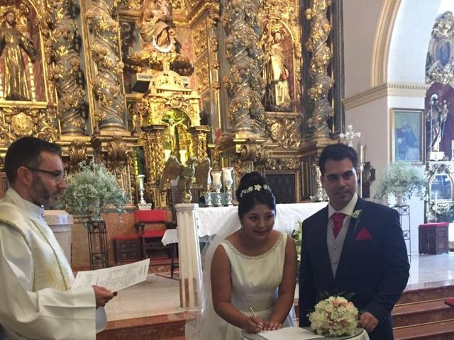 La boda de Rafael  y Meliza  en Baena, Córdoba 1