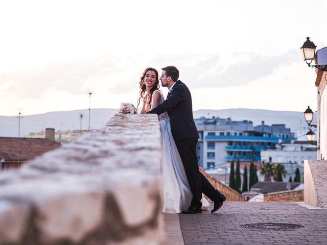 La boda de Ismael y Lorena en Almansa, Albacete 10