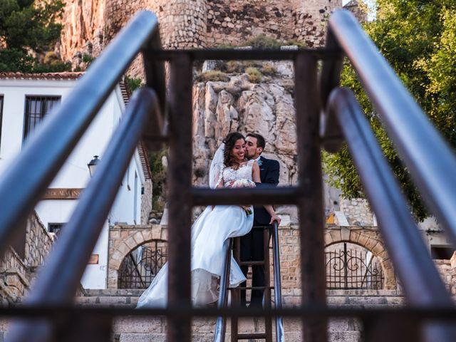 La boda de Ismael y Lorena en Almansa, Albacete 11