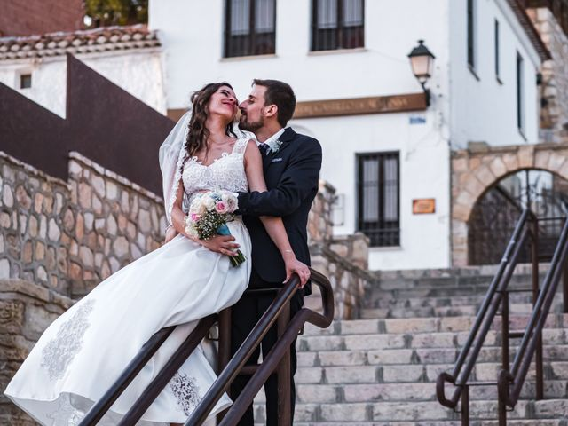 La boda de Ismael y Lorena en Almansa, Albacete 1
