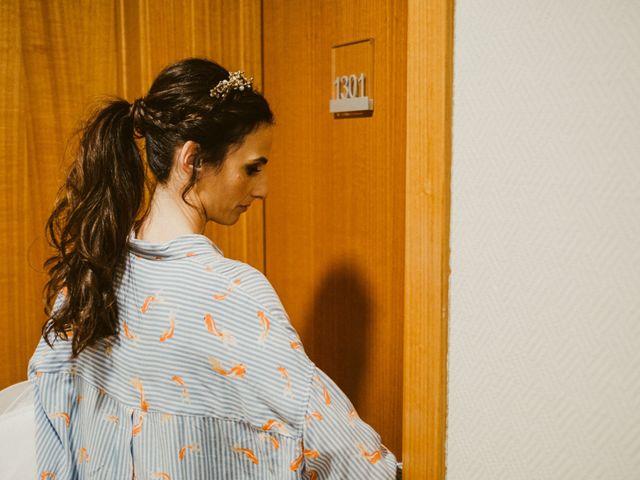 La boda de César y Elena en Los Rodeos (Isla De Lanzarote), Las Palmas 14