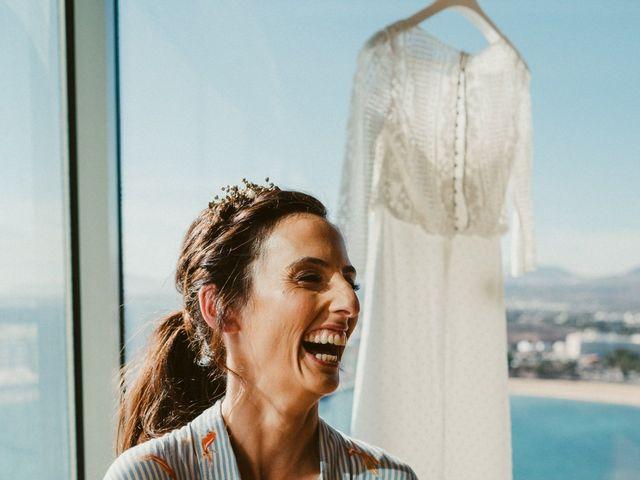 La boda de César y Elena en Los Rodeos (Isla De Lanzarote), Las Palmas 22