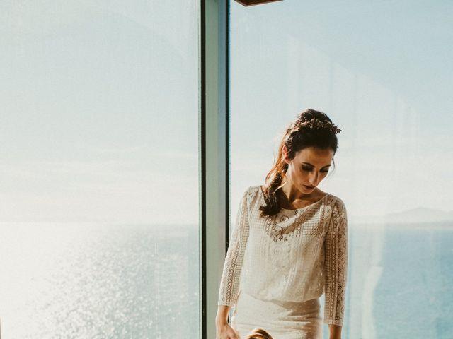La boda de César y Elena en Los Rodeos (Isla De Lanzarote), Las Palmas 25