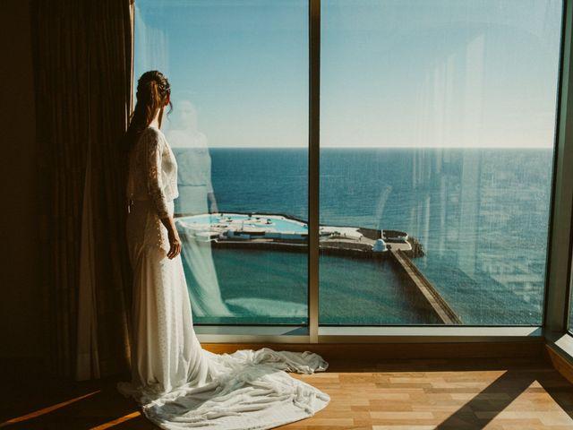 La boda de César y Elena en Los Rodeos (Isla De Lanzarote), Las Palmas 26
