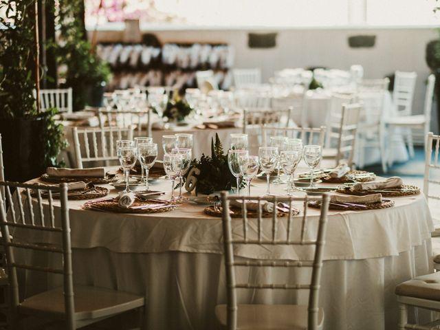 La boda de César y Elena en Los Rodeos (Isla De Lanzarote), Las Palmas 34