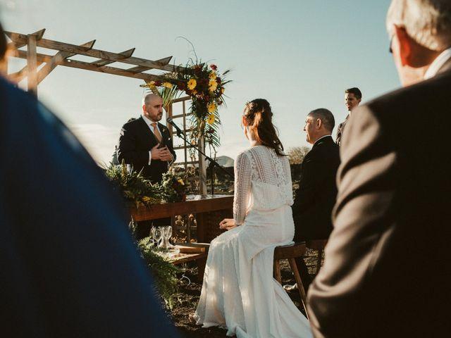 La boda de César y Elena en Los Rodeos (Isla De Lanzarote), Las Palmas 46