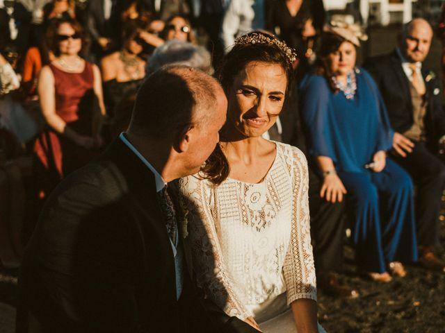 La boda de César y Elena en Los Rodeos (Isla De Lanzarote), Las Palmas 47