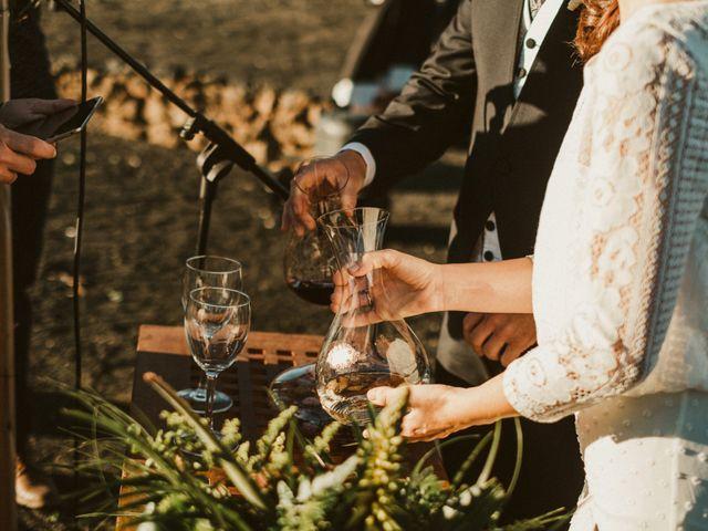 La boda de César y Elena en Los Rodeos (Isla De Lanzarote), Las Palmas 49