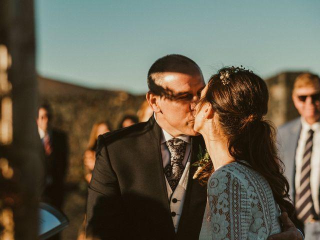 La boda de César y Elena en Los Rodeos (Isla De Lanzarote), Las Palmas 54