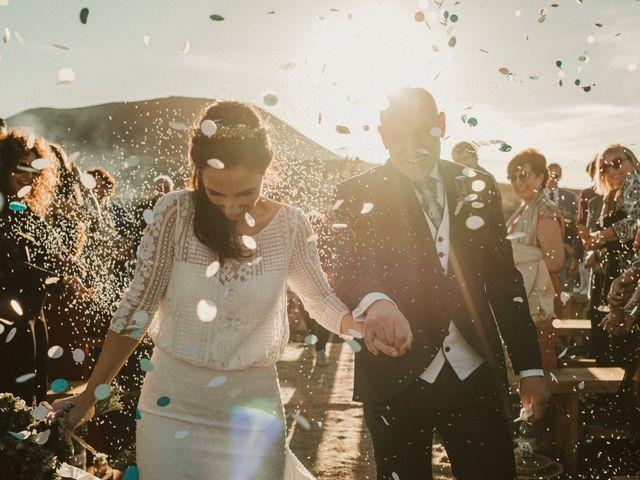 La boda de César y Elena en Los Rodeos (Isla De Lanzarote), Las Palmas 58