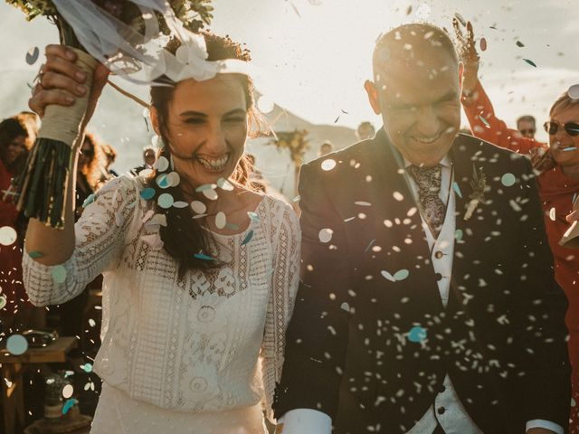 La boda de César y Elena en Los Rodeos (Isla De Lanzarote), Las Palmas 1