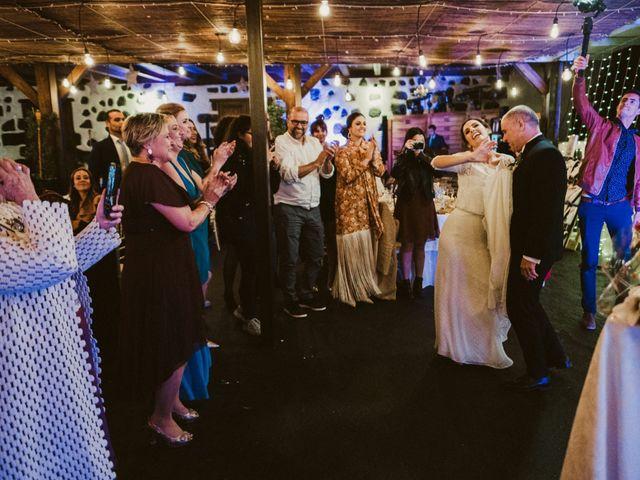 La boda de César y Elena en Los Rodeos (Isla De Lanzarote), Las Palmas 77