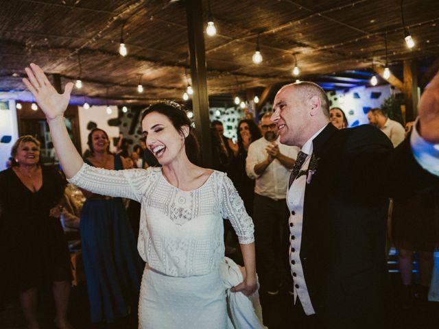 La boda de César y Elena en Los Rodeos (Isla De Lanzarote), Las Palmas 78