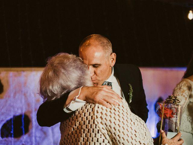 La boda de César y Elena en Los Rodeos (Isla De Lanzarote), Las Palmas 81