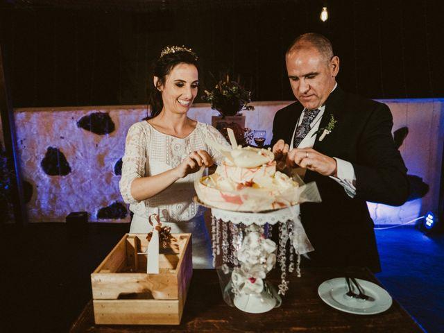 La boda de César y Elena en Los Rodeos (Isla De Lanzarote), Las Palmas 83