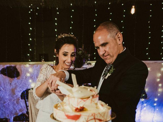 La boda de César y Elena en Los Rodeos (Isla De Lanzarote), Las Palmas 84