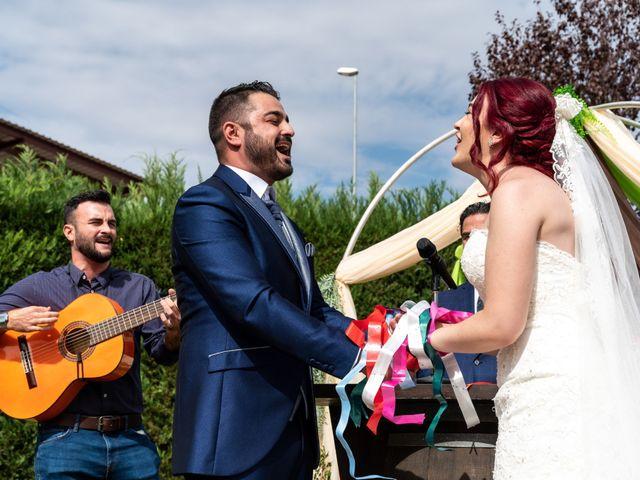La boda de Ismael y Marta en Puertollano, Ciudad Real 1