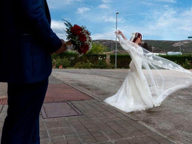 La boda de Ismael y Marta en Puertollano, Ciudad Real 21