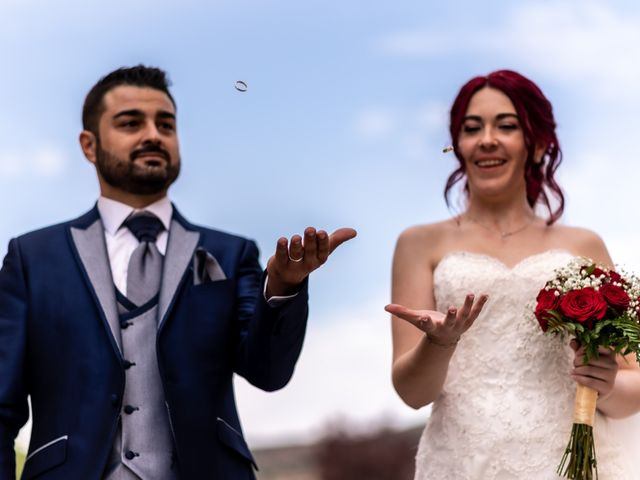 La boda de Ismael y Marta en Puertollano, Ciudad Real 22
