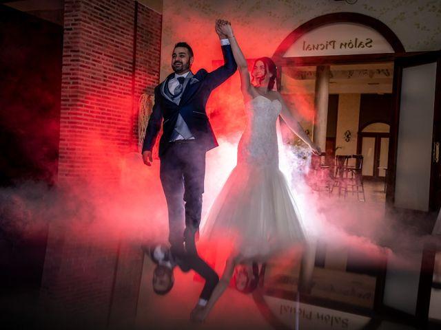 La boda de Marta y Ismael