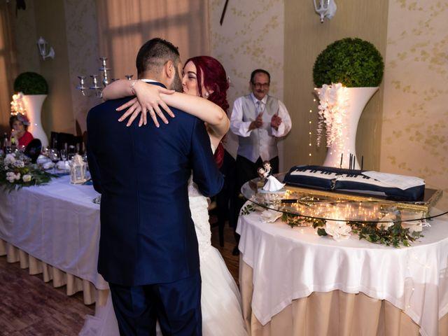 La boda de Ismael y Marta en Puertollano, Ciudad Real 34