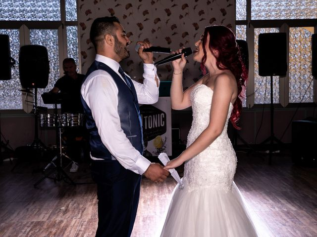 La boda de Ismael y Marta en Puertollano, Ciudad Real 41