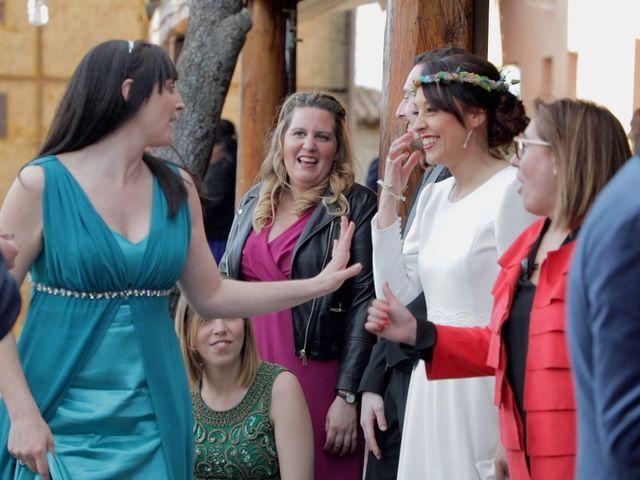 La boda de Óscar y Marta en Girona, Girona 17