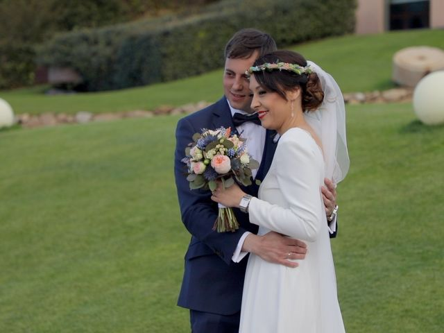 La boda de Óscar y Marta en Girona, Girona 19