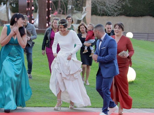 La boda de Óscar y Marta en Girona, Girona 21