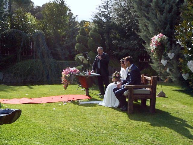 La boda de Óscar y Marta en Girona, Girona 25