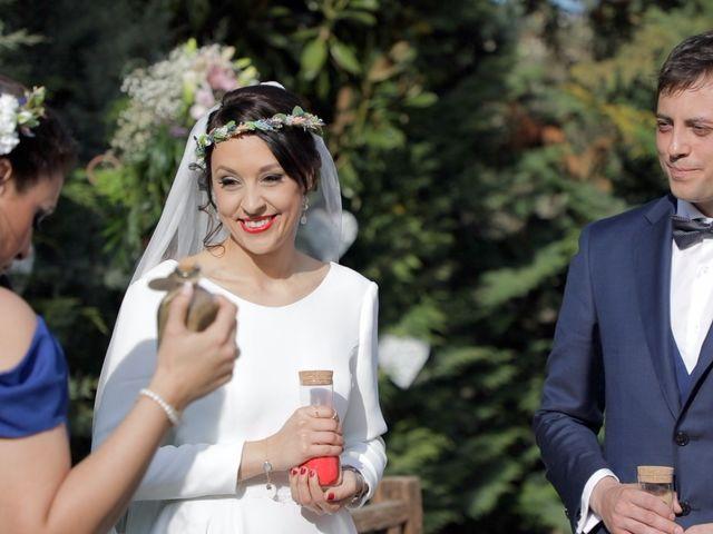 La boda de Óscar y Marta en Girona, Girona 28
