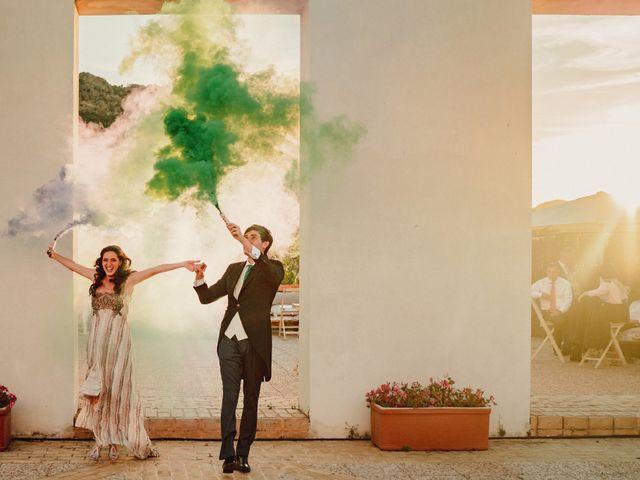 La boda de Ali y Ángel